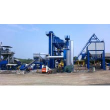 RD105 Stationary asphalt mixers